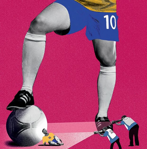 Feminismo e futebol