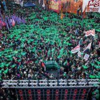 A Maré Verde é transnacional, será lei!