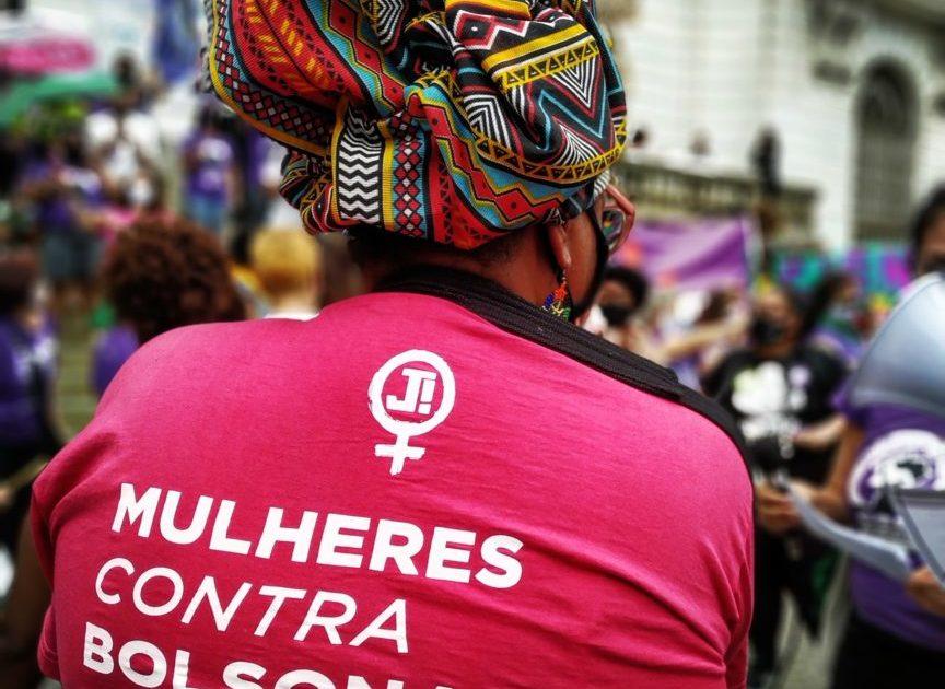 8m: Juntas! Contra Bolsonaro – Vivas Nos Queremos