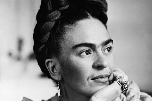 114 anos de nascimento da artista plástica Frida Kahlo
