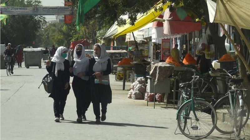 Os conflitos no Afeganistão e a vida das mulheres